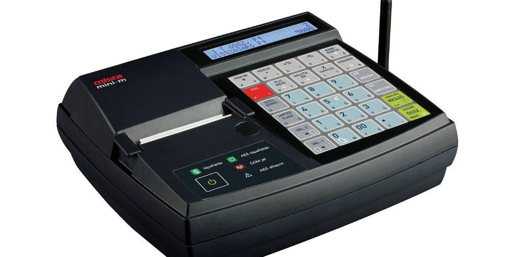 Micra MINI-M A006 pénztárgép