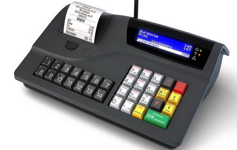 Micra SENTO M pénztárgép