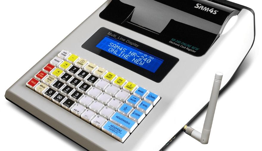 SAM4S NR-240