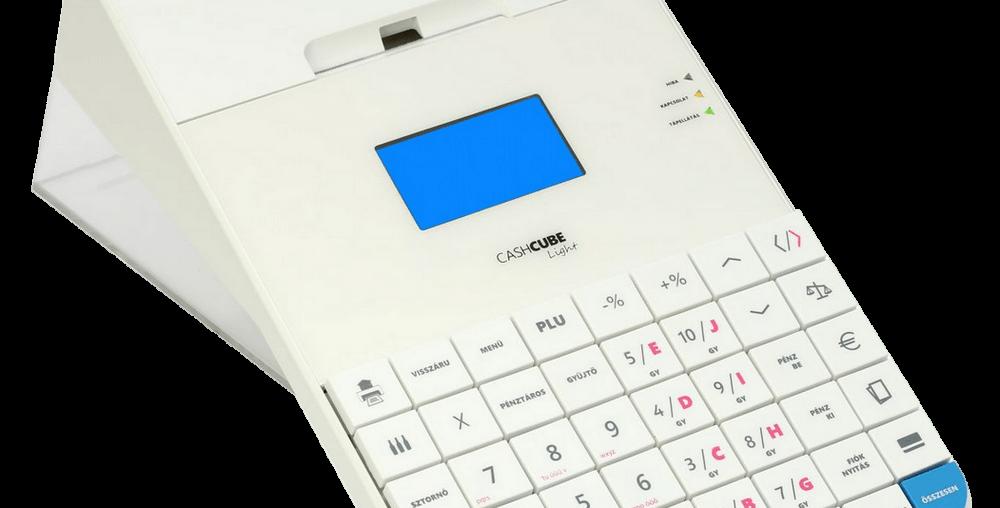 CASHCUBE Pénztárgép